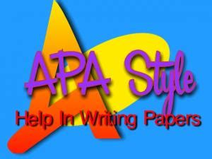 How to Write an APA Style Biography Paper Pen and the Pad